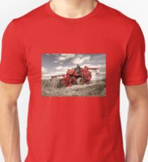 The Red Combine Unisex T-Shirt