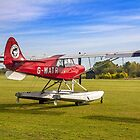 Aviat A-1 Husky amphibian G-WATR by Colin Smedley