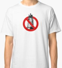 WHO you gonna call? White Classic T-Shirt