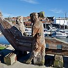 Remembering Whitby Ship Builders by John (Mike)  Dobson