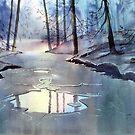 Breaking Ice by Glenn Marshall