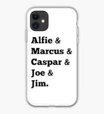 YouTube Boyband iphone case