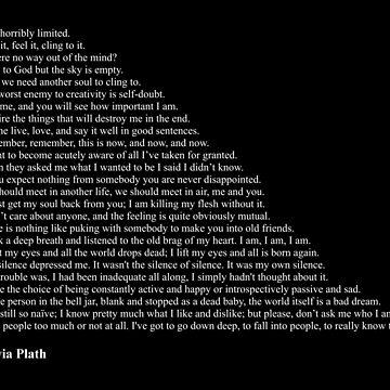 Sylvia Plath Quotes by qqqueiru