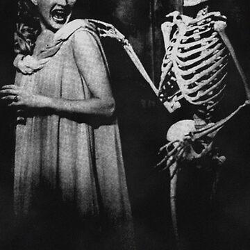 Aaaaagh! It's a Skeleton! by Geekimpact