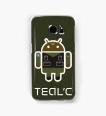 Droidarmy: Teal'c SG-1 Samsung Galaxy Case/Skin
