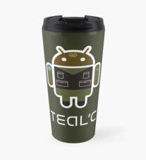 Droidarmy: Teal'c SG-1 Travel Mug