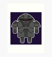 DroidArmy: Cylon Art Print
