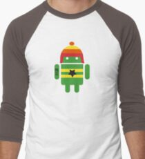 Droidarmy: Browncoat Men's Baseball ¾ T-Shirt