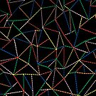 Ab Dotted Color Lines B by ProjectM