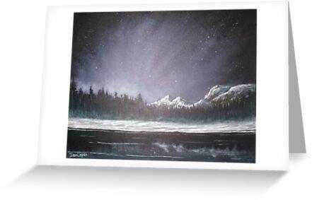 Winters Night by Dan Wagner