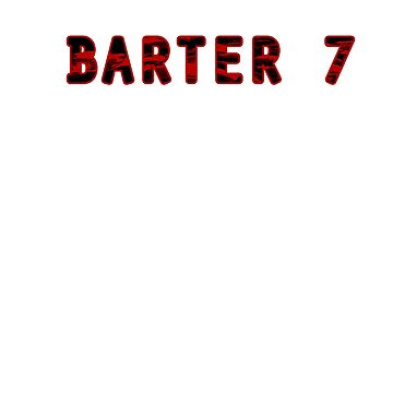 Barter 7 by FabloFreshcoBar