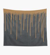 DROPS / Kupfer Wandbehang