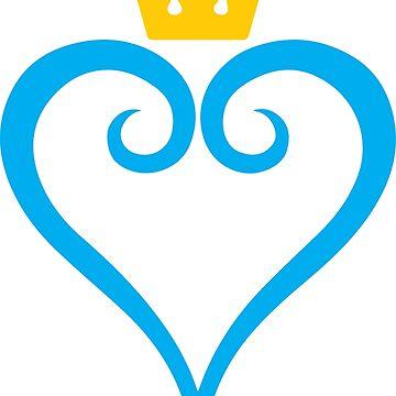 Kingdom Hearts by ZacCummings