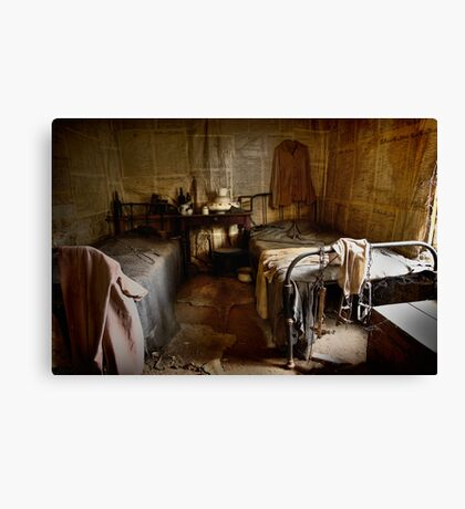 Kate's Cottage ~ Bedroom Canvas Print