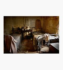 Kate's Cottage ~ Bedroom Photographic Print