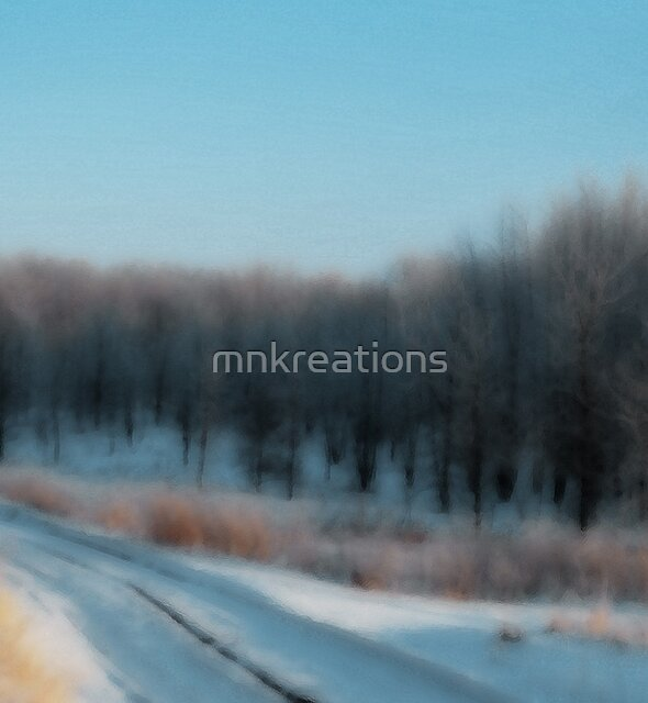 Winter Serenity by mnkreations