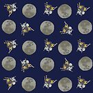 Moon Landing by VigilanteSilver