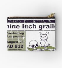 Nine Inch Grails Zipper Pouch