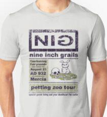 Nine Inch Grails Slim Fit T-Shirt