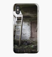 Climb or Decay iPhone Case/Skin