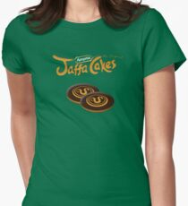 Apophis Jaffa Cakes Womens Fitted T-Shirt