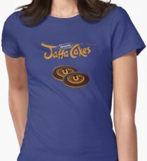 Apophis Jaffa Cakes Women's Fitted T-Shirt
