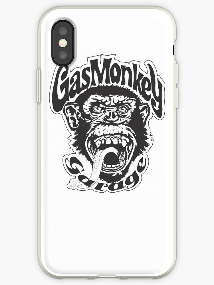 Gas Monkey iphone case