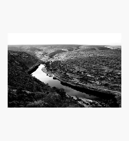 The Loop - Kalbarri National Park Photographic Print