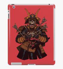 Vinilo o funda para iPad Samurai muerto