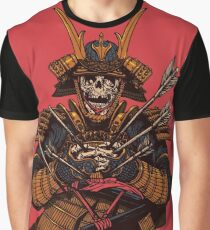 Dead Samurai Graphic T-Shirt