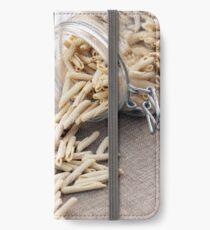 Cretan Pasta iPhone Wallet/Case/Skin