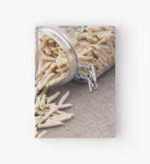 Cretan Pasta Hardcover Journal