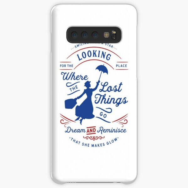 The Place Where the Lost Things Go (Mary Poppins Returns) Samsung Galaxy Snap Case