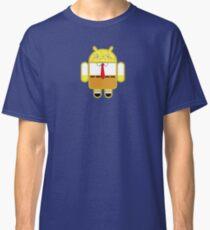 Droidarmy: Spongedroid Squarepants Classic T-Shirt
