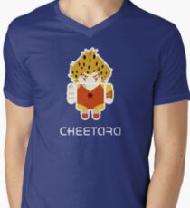 Droidarmy: Thunderdroid Cheetara  Men's V-Neck T-Shirt