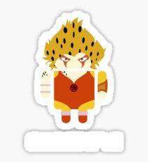 Droidarmy: Thunderdroid Cheetara  Sticker