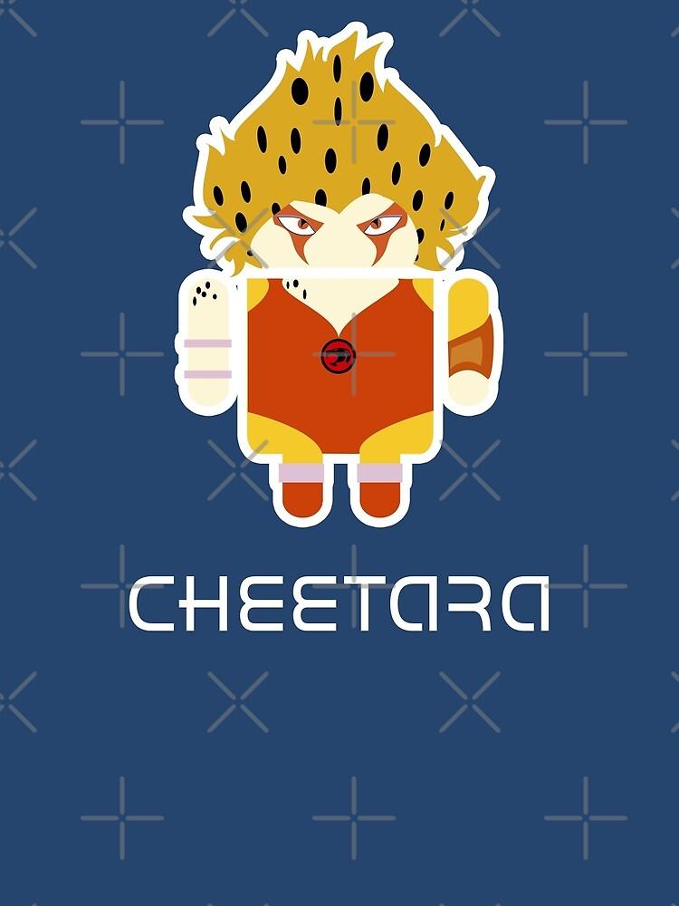 Droidarmy: Thunderdroid Cheetara  by Nana Leonti