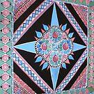 Painted Mosaic by signaturelaurel