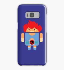 Droidarmy: Thunderdroid Lion-o no text Samsung Galaxy Case/Skin