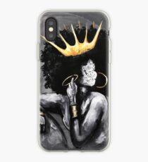 Naturally Queen VI iPhone Case