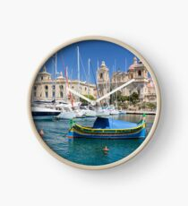 Malta: Traditional Boat Clock