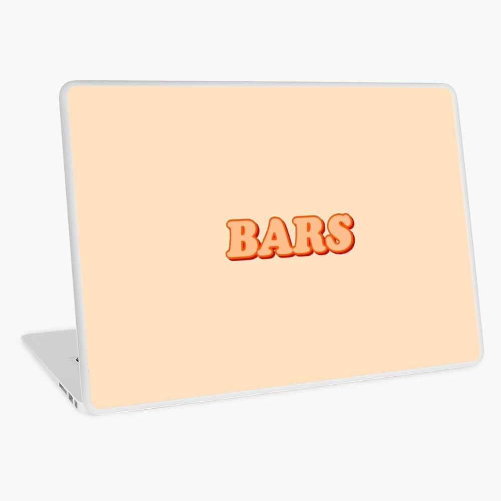 BARS Laptop Skin