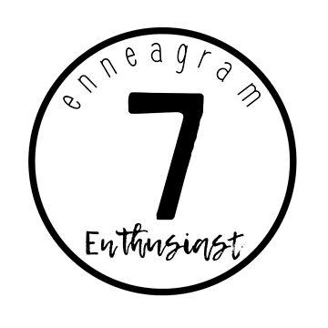 Enneagram 7 Ethusiast by emmanne03