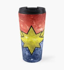 Punch Holes in the Sky Travel Mug