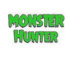 Monster Hunter by manxhaven