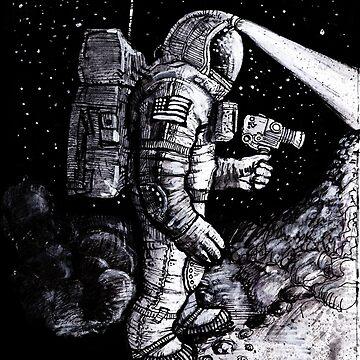 Moon Explorer by realmatdesign