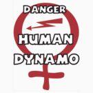 Human dynamo - Womankind series by gnubier