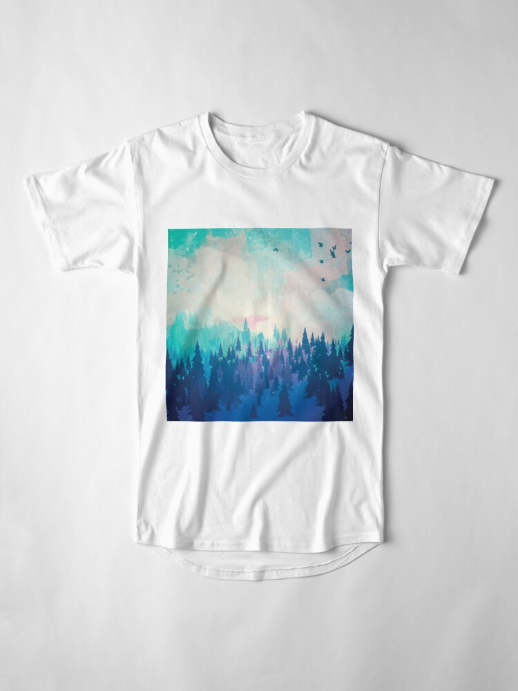 Alternate view of Forest Long T-Shirt