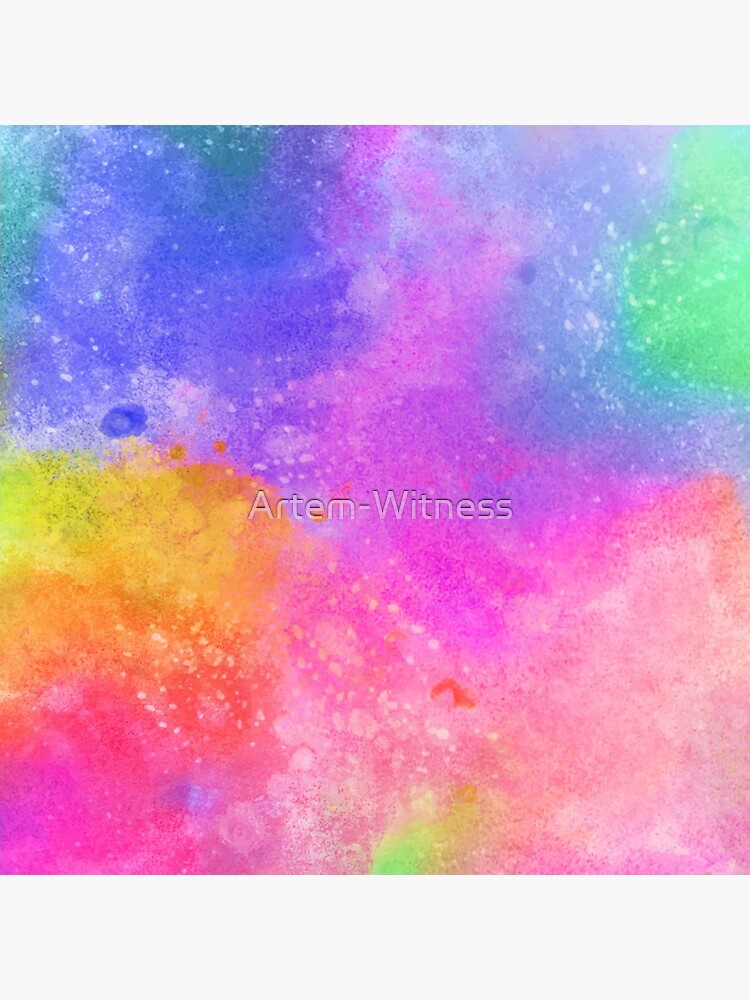 Crazy Colors #1 by Artem-Witness