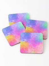 Crazy Colors #1 Coasters
